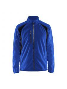 Fleece Jacket 4730 Korenblauw/Zwart - Blåkläder