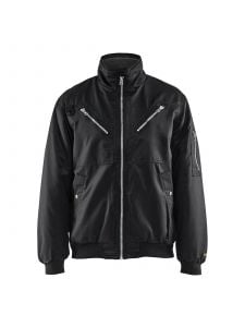 Pilot Jacket 4805 Zwart - Blåkläder