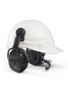 Hellberg Xstream Attachment Hearing Protection Cap/Helmet