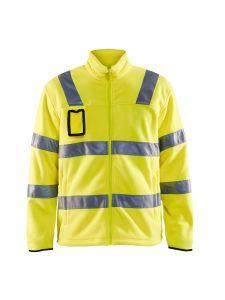 Fleece Jacket High Vis 4833 High Vis Geel  - Blåkläder