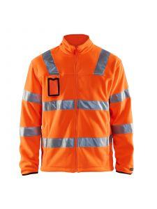 Fleece Jacket High Vis 4833 High Vis Oranje - Blåkläder