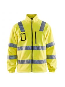 Fleece Jacket 4853 High Vis Geel - Blåkläder
