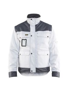Blåkläder 4865-1900 Painters Winter Jacket - White