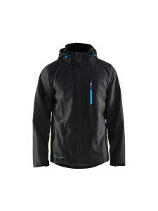 Rain Jacket 4866 Zwart - Blåkläder