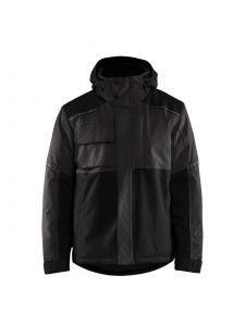 Winter Jacket 4881 Donkergrijs/Zwart - Blåkläder