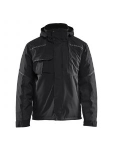 Winter Jacket 4881 Zwart - Blåkläder