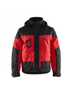 Winter Jacket 4886 Rood/Zwart - Blåkläder