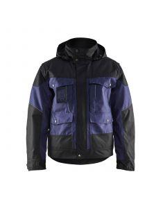 Winter Jacket 4886 Marineblauw/Zwart - Blåkläder