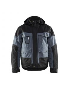 Winter Jacket 4886 Grijs/Zwart - Blåkläder