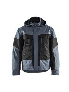 Winter Jacket 4886 Zwart/Grijs - Blåkläder