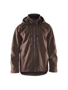 Lightweight Winter Jacket 4890 Bruin/Zwart - Blåkläder