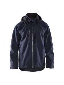 Lightweight Winter Jacket 4890 Donker Marineblauw/Zwart - Blåkläder