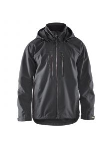 Lightweight Winter Jacket 4890 Donkergrijs/Zwart - Blåkläder