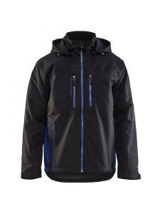 Lightweight Winter Jacket 4890 Zwart/Korenblauw - Blåkläder