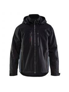 Lightweight Winter Jacket 4890 Zwart/Grijs - Blåkläder
