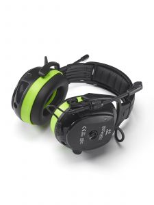 Hellberg Synergy Multi-Point Hearing Protection Headband