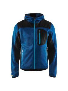 Blåkläder 4930-2117 Knitted Jacket - Navy