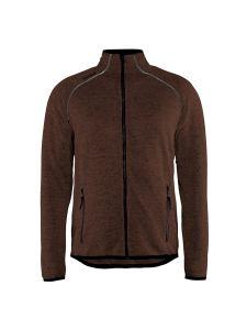 Blåkläder 4942-2117 Knitted Jacket - Brown
