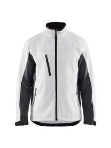 Blåkläder 4950-2516 Softshell Jacket - White