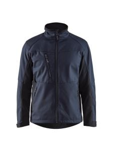 Blåkläder 4950-2516 Softshell Jacket - Dark Navy