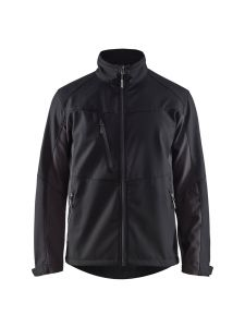 Blåkläder 4950-2516 Softshell Jacket - Black