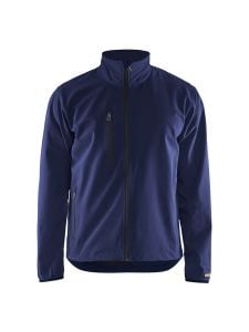 Blåkläder 4952-2518 Light Softshell Jacket - Navy