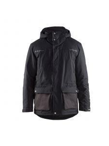 Winter Parka 4989 Zwart - Blåkläder