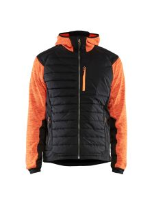 Blåkläder 5930-2117 Hybrid Jacket - Orange