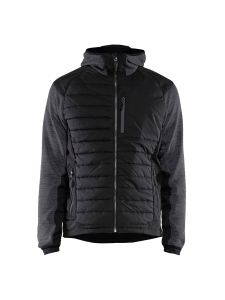 Blåkläder 5930-2117 Hybrid Jacket - Dark Grey