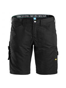 Snickers 6102 LiteWork, 37.5® Work Shorts - Black