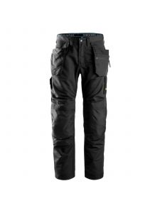 Snickers 6206 LiteWork, 37.5® Work Trousers+ with Holster Pockets - Black