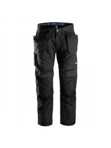 Snickers 6207 LiteWork, 37.5® Work Trousers with Holster Pockets - Black