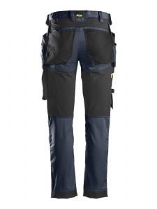 Snickers 6241 AllroundWork Stretch Work trousers Holster Pockets
