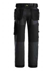 Snickers 6251 AllroundWork Stretch Work Trousers Holster Pockets