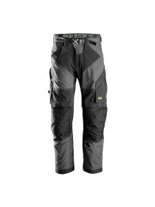 Snickers 6903 FlexiWork, Work Trousers - Steel Grey