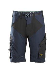 Snickers 6914 FlexiWork, Work Shorts+ - Navy