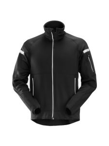 Snickers 8004 AllroundWork, 37.5® Fleece Jacket - Black