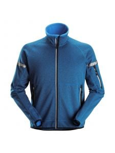Snickers 8004 AllroundWork, 37.5® Fleece Jacket - True Blue