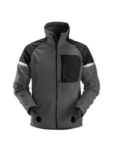 Snickers 8005 AllroundWork, Windproof Fleece Jacket - Steel Grey