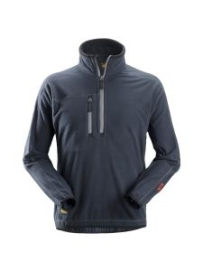 Snickers 8013 A.I.S Pullover Zip - Navy