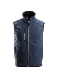Snickers 8014 A.I.S. Fleece Vest - Navy