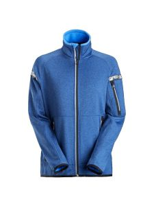 Snickers 8017 AllroundWork, Women's 37.5® Fleece Jacket - True Blue