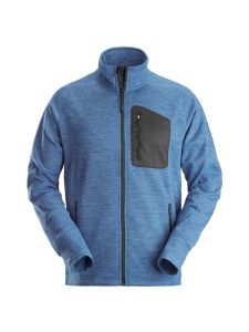 Snickers 8042 FlexiWork, Fleece Jacket - True Blue