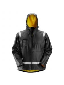 Snickers 8200 Rain Jacket PU - Black