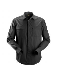Snickers 8510 Service Shirt l/s  - Black