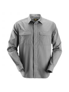 Snickers 8510 Service Shirt l/s - Grey