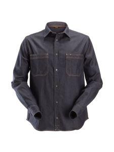 Snickers 8555 AllroundWork, Denim Shirt