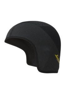 Snickers 9053 FlexiWork, Seamless Helmet Liner - Black/Grey