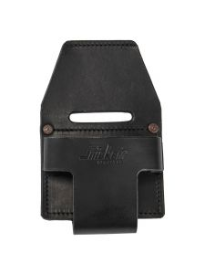 Snickers 9768 Leather Measuring Tape Pouch - Black