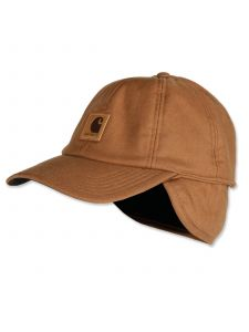 Carhartt A199 Work Flex Ear Flap Cap